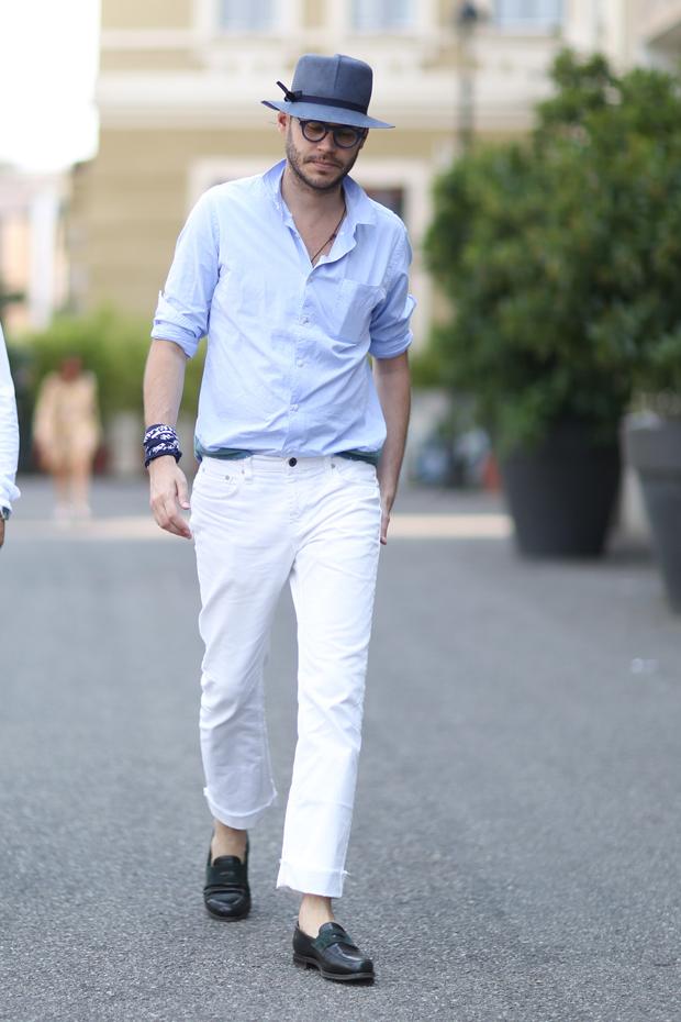 0f6358ec60 Escolher o tecido da camisa é fundamental para o caimento perfeito ...
