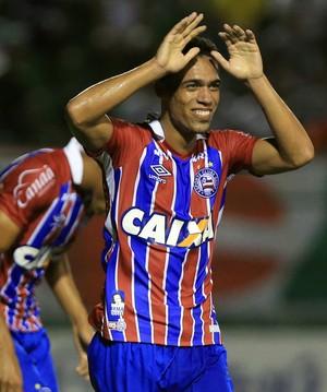 Éder; Bahia (Foto: Felipe Oliveira/Divulgação/EC Bahia)