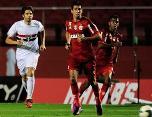 Kaká Flamengo x São Paulo (Foto: Marcos Ribolli)