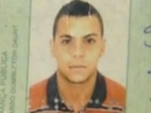 Bruno Mariani da Silva tinha 21 anos e era de São Paulo (Foto: Reprodução/TV Globo)