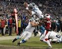 """""""Super-Homem"""" comanda massacre, Panthers sobram e vão ao Super Bowl"""