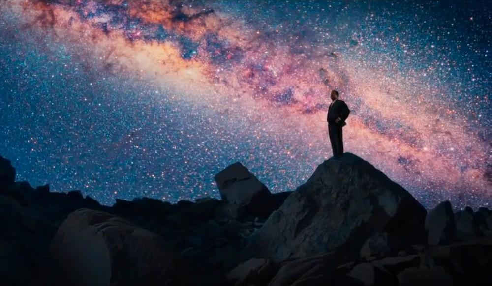 Neil deGrasse em 'Cosmos' (Foto: Divulgação )