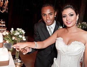 Willian  Shakhtar Dontesk casamento (Foto: Divulgação)