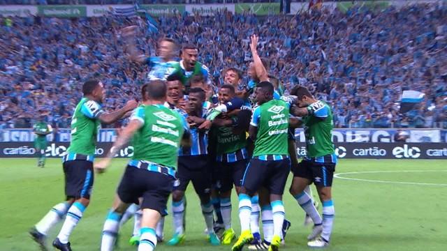 CAMPEONATO BRASILEIRO 2016: GRÊMIO X ATLÉTICO-MG