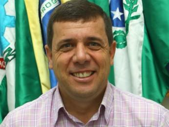 Claudiomiro Dutra (PT), prefeito de São Miguel do Iguaçu (Foto: Divulgação/Prefeitura de São Miguel do Iguaçu)