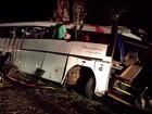 Tentativa de assalto a ônibus de sacoleiros termina em tragédia no PR