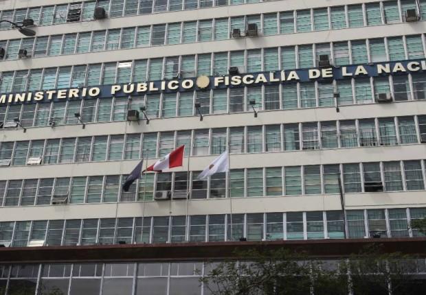 Ministério Público do Peru (Foto: RTE)