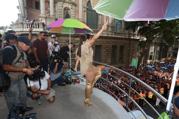 Anitta (Foto: Dilson Silva/AgNews)