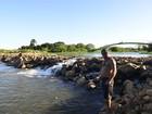 Nível dos rios cai e racionamento na Grande Vitória não é descartado