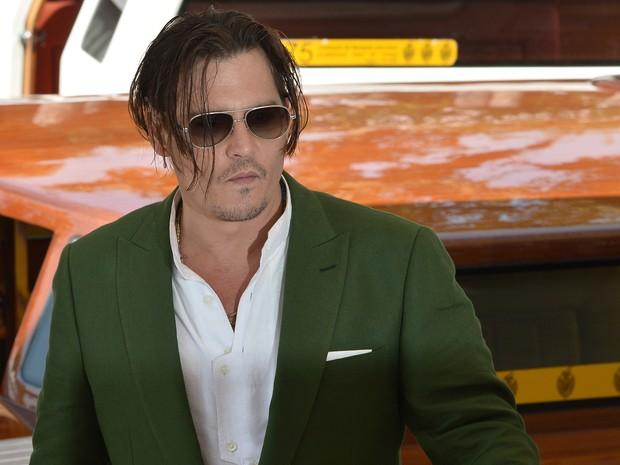 Johnny Depp vai estrelar sequência de Animais Fantásticos e Onde Habitam