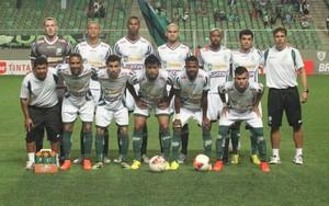 Luverdense, Série B (Foto: Assessoria/Luverdense Esporte Clube)