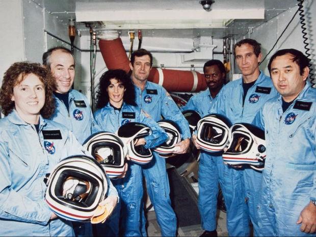 Morte de 7 astronautas da Nasa completou 27 anos nesta segunda-feira (28). (Foto: Divulgação/Nasa)