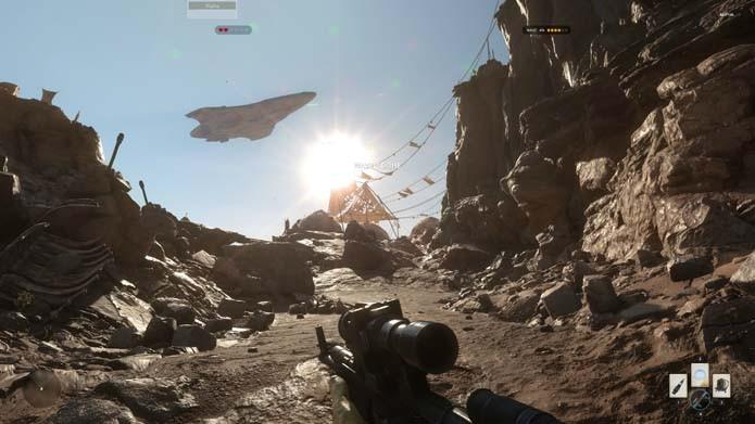 Jogo remete Battlefield em diversos momentos (Foto: Divulgação)