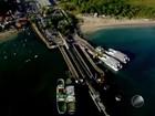 Movimento de passageiros é tranquilo no ferryboat; confira