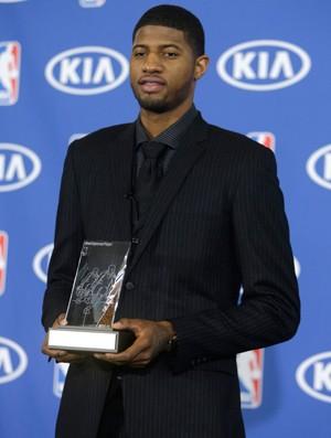 Basquete NBA - Paul George, Indiana Pacers (Foto: AP)