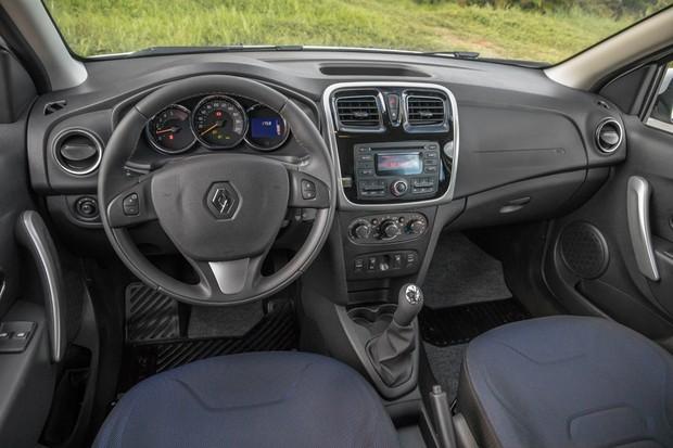 Renault Sandero 1.6 Dynamique (Foto: Marcos Camargo)