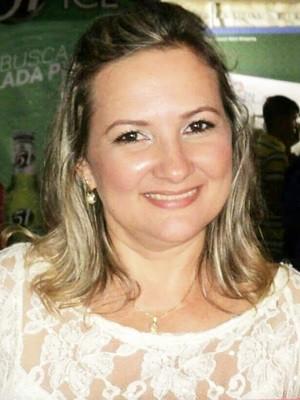 Sílvia Helena Neris de Souza Fagundes (Foto: Arquivo Pessoal)