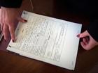 Jornalista publica foto da certidão de nascimento do bebê real