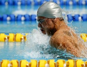 Felipe França 100m peito Maria Lenk (Foto: Satiro Sodré /  Agif)