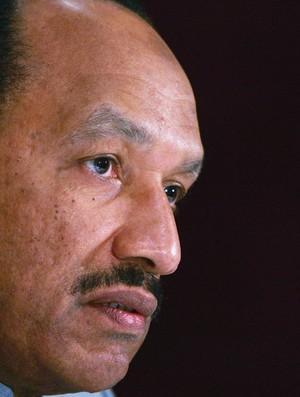 Mohamed bin hammam  (Foto: Agência Getty Images)