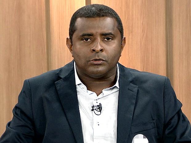 Fábio Câmara, candidato a prefeito de São Luís (Foto: Reprodução/TV Mirante)