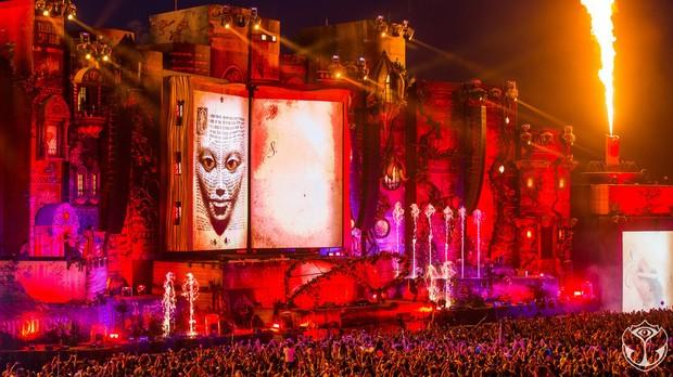 O Multishow transmite ao vivo o Tomorrowland Brasil 2016 nos dias 21, 22 e 23 de abril, direto de Itu, em So Paulo (Foto: Tomorrowland / Divulgao)