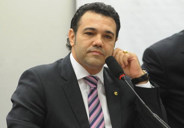 O deputado federal Marco Feliciano (PSC-SP) (Foto: José Cruz/Agência Brasil)