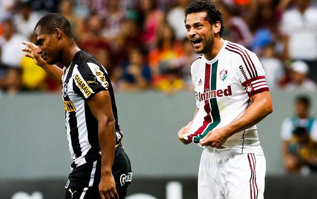 Fred Fluminense e Botafogo Brasileirão (Foto: Agência Getty Images)