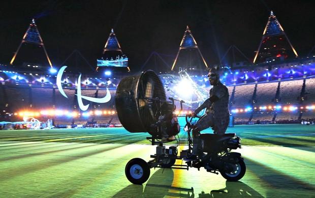 Cerimônia de encerramento paralimpíadas (Foto: Getty Images)