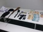 Grupo suspeito de roubo em postos de combustíveis é detido em Prata