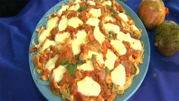 Anote os ingredientes da deliciosa receita de Fernando Kassab (Foto: Reprodução EPTV)