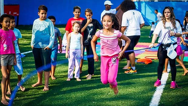 O pontapé do evento será no Dia das Crianças, feriado nacional, com ações ao longo de todo o dia (Foto: Divulgação/ Globo)
