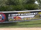 Pedido de impeachment de Marcelo Miranda é protocolado na Assembleia