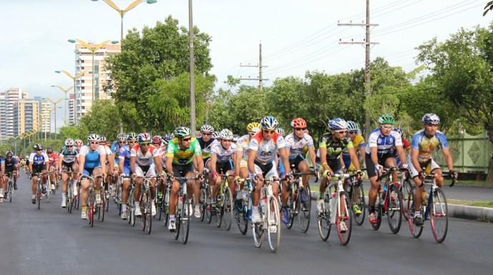 Corridas Ciclística Aguinaldo e Amélia Archer Pinto (Foto: Alírio Lucas)