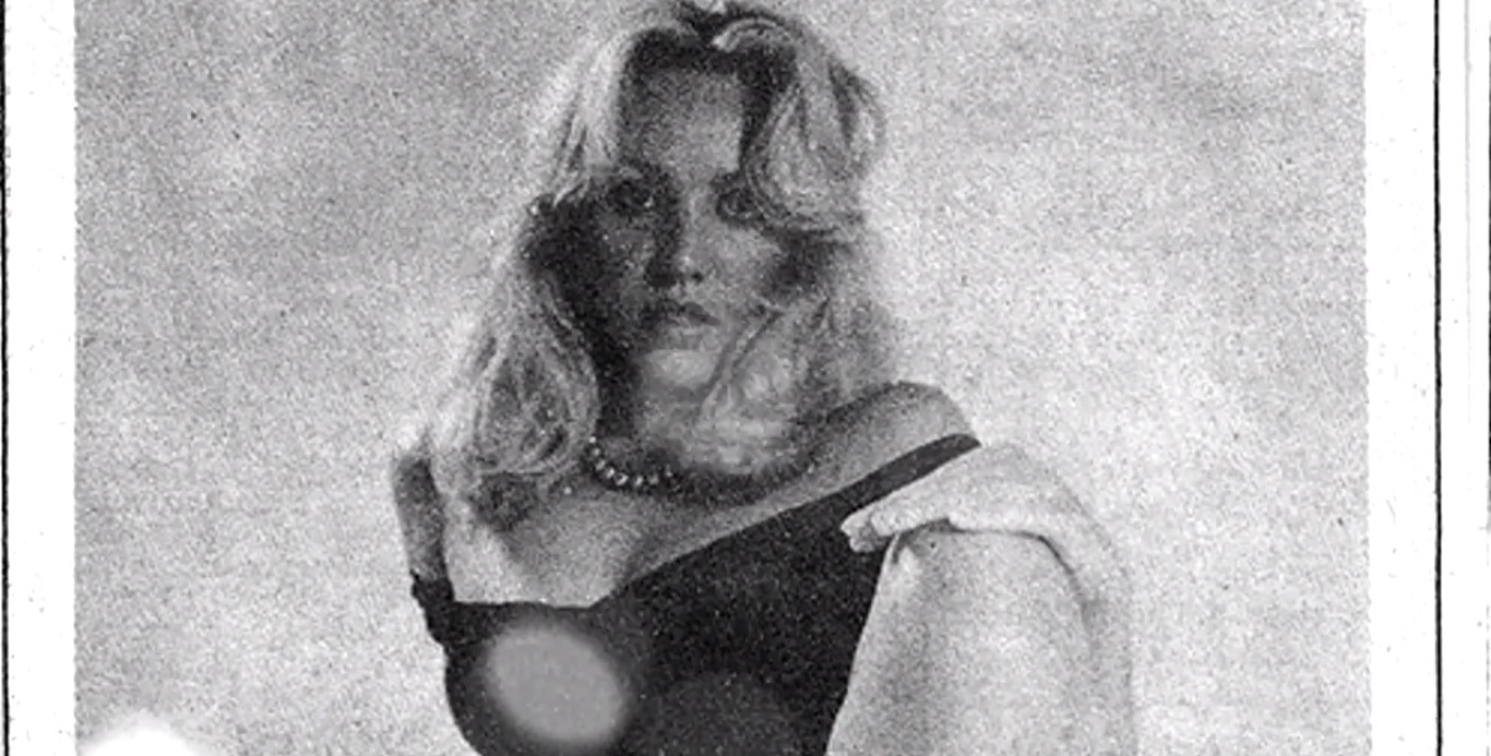 De Brasília para a Boca do Lixo, Noelle estreou nas comédias eróticas em 1976 com o filme 'Incesto', de Fauzi Mansur, ao lado de Matilde Mastrangi. Participou também de 'A Insaciável – Tormentos da Carne' (1981), de Waldir Kopesky e 'Perdida em Sodoma' (1982), de Nilton Nascimento. (Foto: Reprodução)