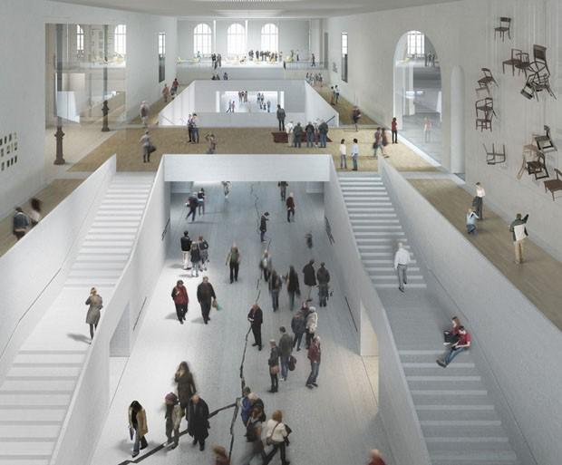 Renovação Grand Palais (Foto: Divulgação)