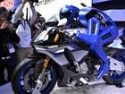Yamaha aposta em 'robô-motoqueiro' e carro esportivo no Salão de Tóquio