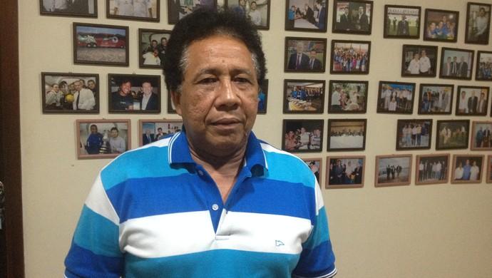 Paulo Rodrigues; Federação; Amapaense (Foto: Jonhwene Silva/GE-AP)