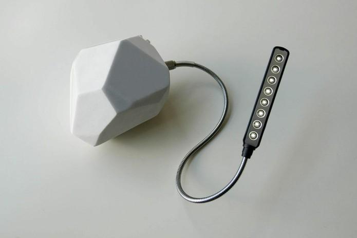 Aparelho cria energia a partir de som (Foto: Divulgação/ Kikstarter) (Foto: Aparelho cria energia a partir de som (Foto: Divulgação/ Kikstarter))