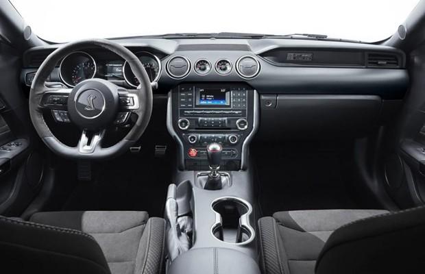 Shelby GT350 Mustang - Interior (Foto: Divulgação)