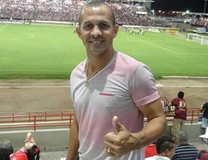 Jadílson, ex-jogador do CRB (Foto: Denison Roma / Globoesporte.com)