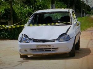Acidente em Búzios ocorreu na manhã deste domingo (Foto: Reprodução / Intertv)