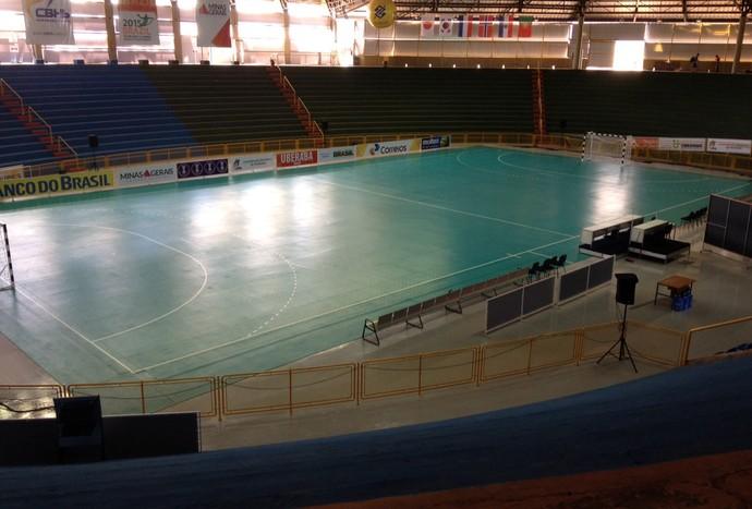 Centro Olímpico Uberaba (Foto: Felipe Santos)