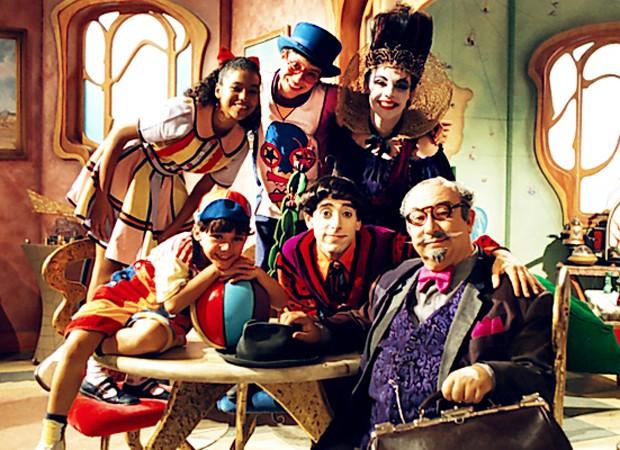Pais e filhos podem ver juntos as histórias do castelo (Foto: Reprodução/TV Cultura)
