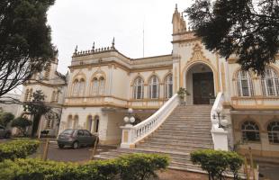 Hospital Beneficência Portuguesa, em Araraquara (Foto: Amanda Rocha / Tribuna Araraquara)