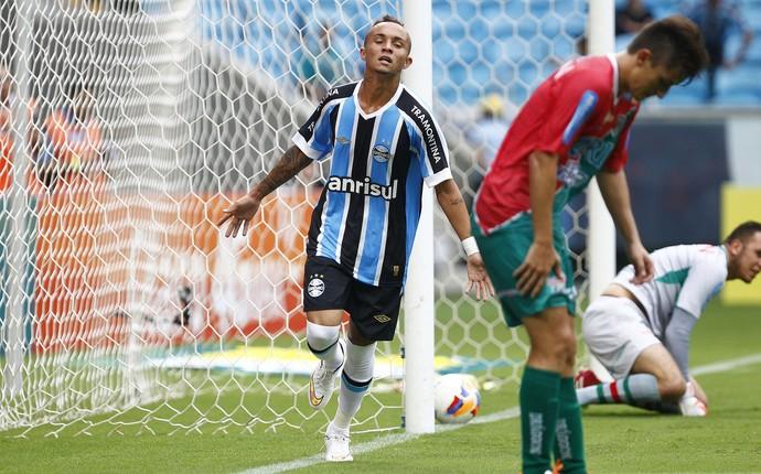 Grêmio x União Frederiquense Everton Grêmio (Foto: Lucas Uebel/Grêmio)