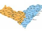 Novos mapas do IBGE mostram alterações em 42 municípios de AL