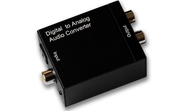 Conversor de áudio de digital para analógico (Foto: Reprodução/Amazon)