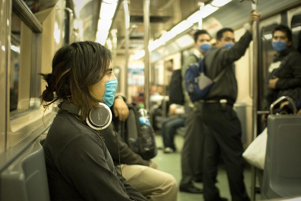 Epidemia de gripe assusta mexicanos  (Foto: Eneas De Troya/Flickr/Creative Commons)