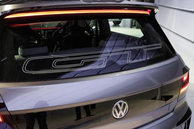 Volkswagen Gol GT no Salão do Automóvel 2016 (Foto: Marcos Camargo/Autoesporte)